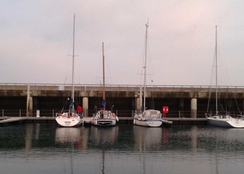 Le port du Chateau, Brest